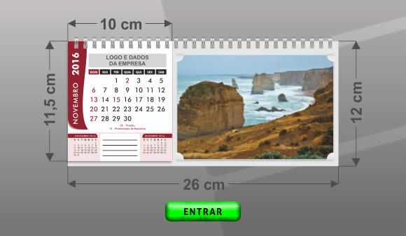 Calend rios de mesa personalizados - Calendario de mesa ...